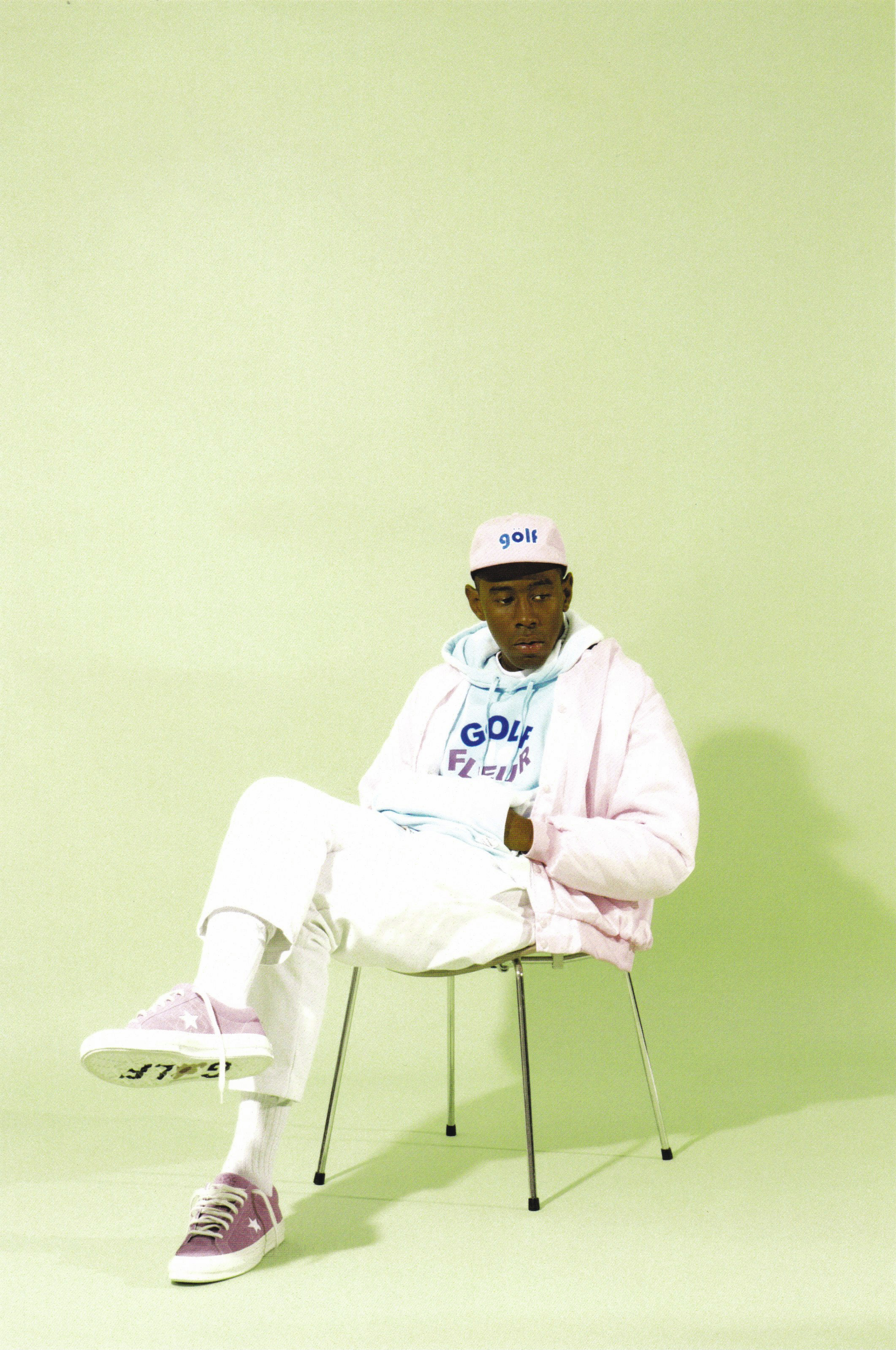 CONVERSE ONE STAR GOLF LE FLEUR - TYLER, THE CREATOR